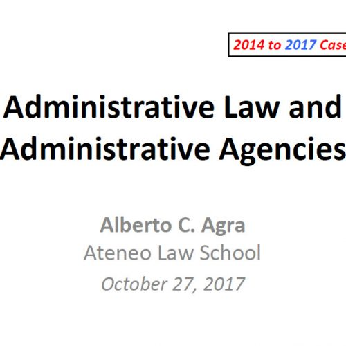 Agra Administrative Law Reviewer 10.27.17 Thumbnail