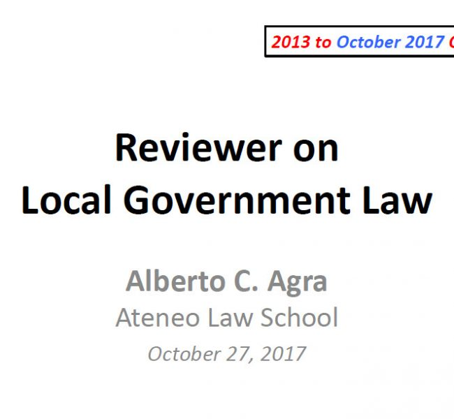 Agra Local Government Reviewer 10.27.17 Thumbnail