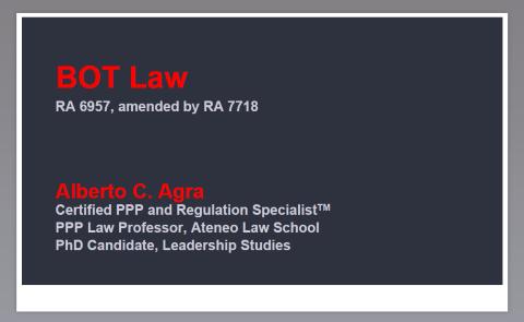 BOT-Law