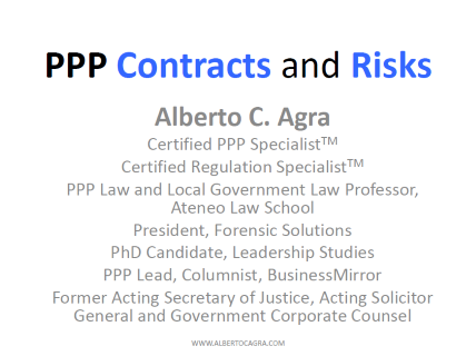 Contracts-Risks